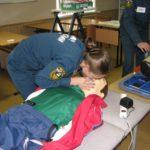 Основы медицинских знаний и первой медицинской помощи в курсе ОБЖ