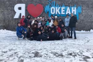 """Поездка победителей Акции """"Сделаем вместе"""" в """"Океан"""""""